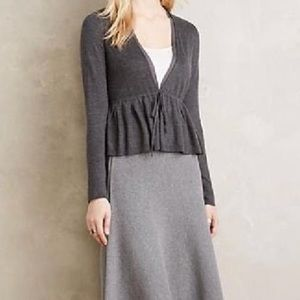 Anthropologie Angel of The North Elly Cardigan M